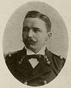 J.G.W.J. Eilerts de Haan in marine-uniform