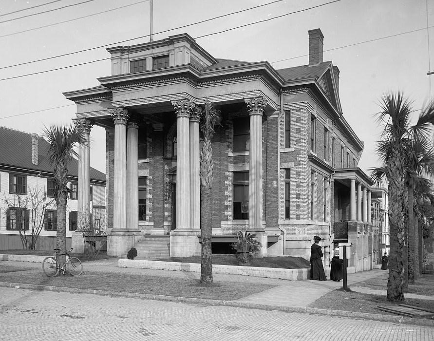 File Rosewood Florida Rc12409 Jpg: File:Elks' Club, Jacksonville (Duval County, Florida).jpg
