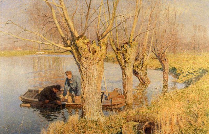 Emile Claus - Pintor impresionista