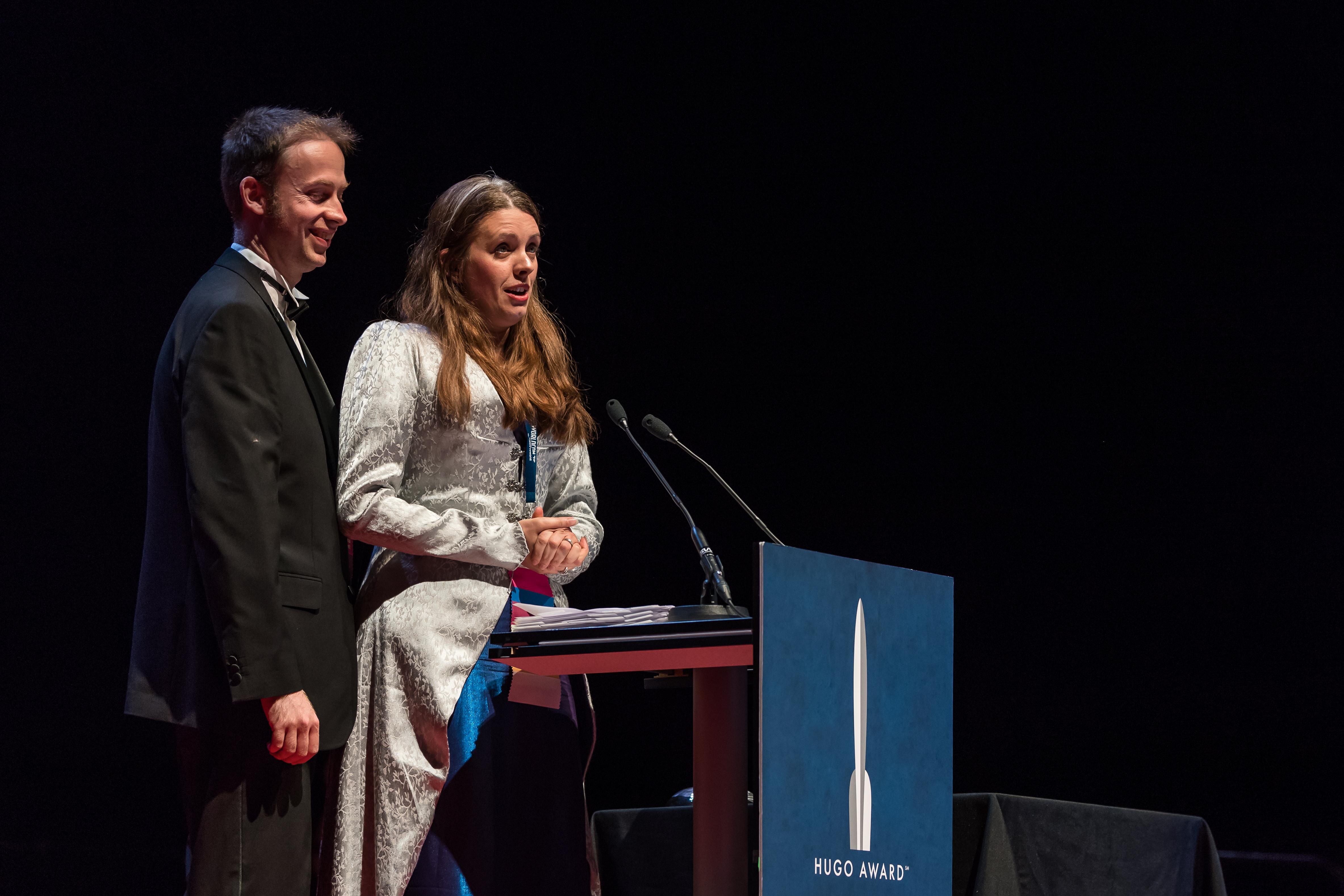 Hugo Award for Best Fancast - Wikipedia