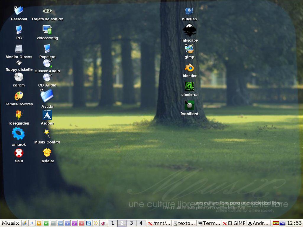 (Mega) Sistemas Operativos Linux