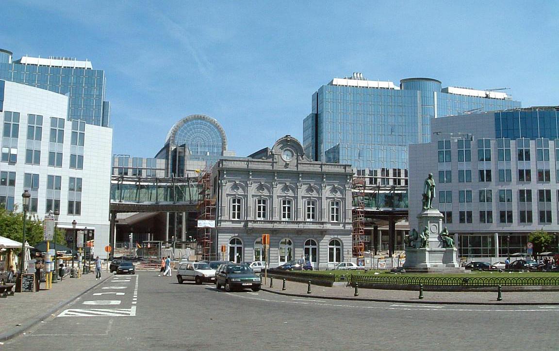 European Union Brussels Tour
