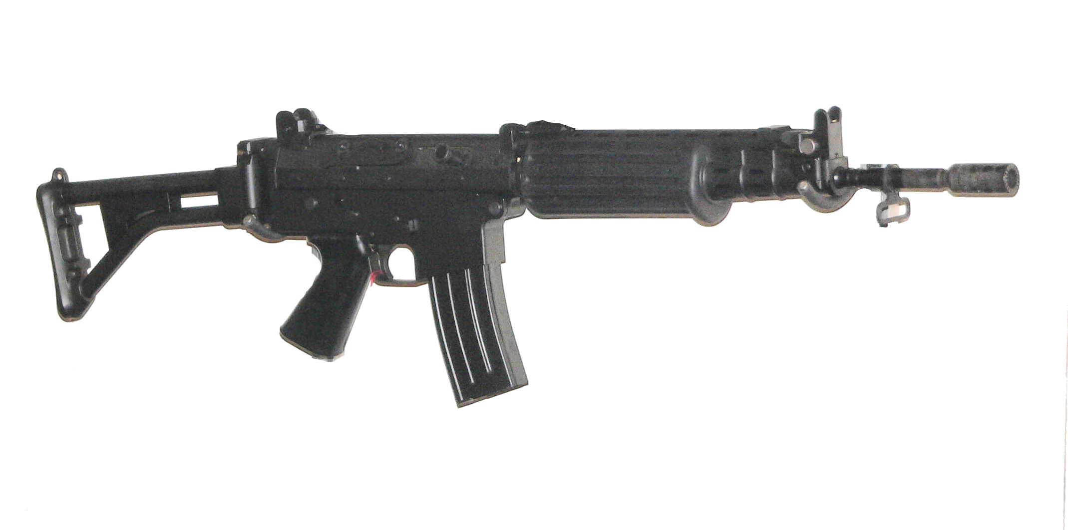 fn fnc突擊步槍 维基百科 自由的百科全书
