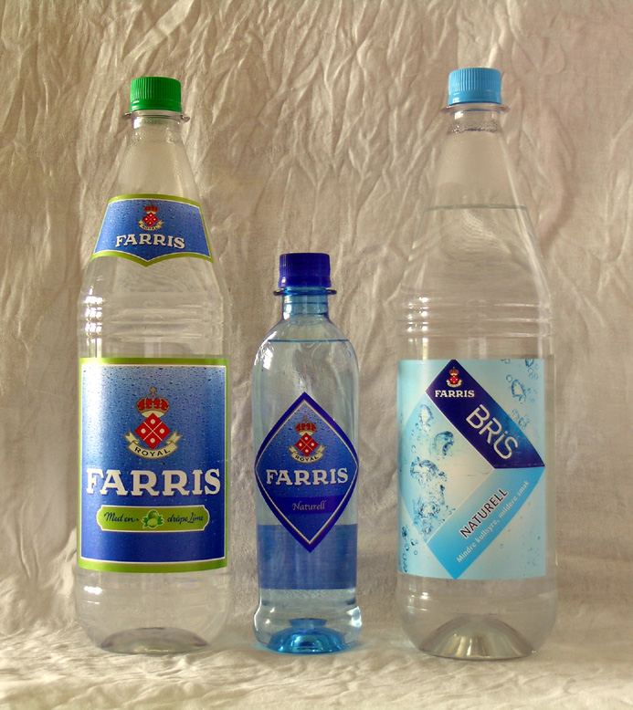 Farris (mineral water)