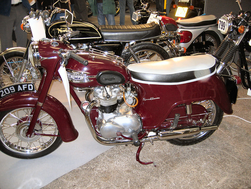 File Flickr Ronsaunders47 Triumph Speed Twin British Motorcycle Classic Jpg Wikimedia Commons