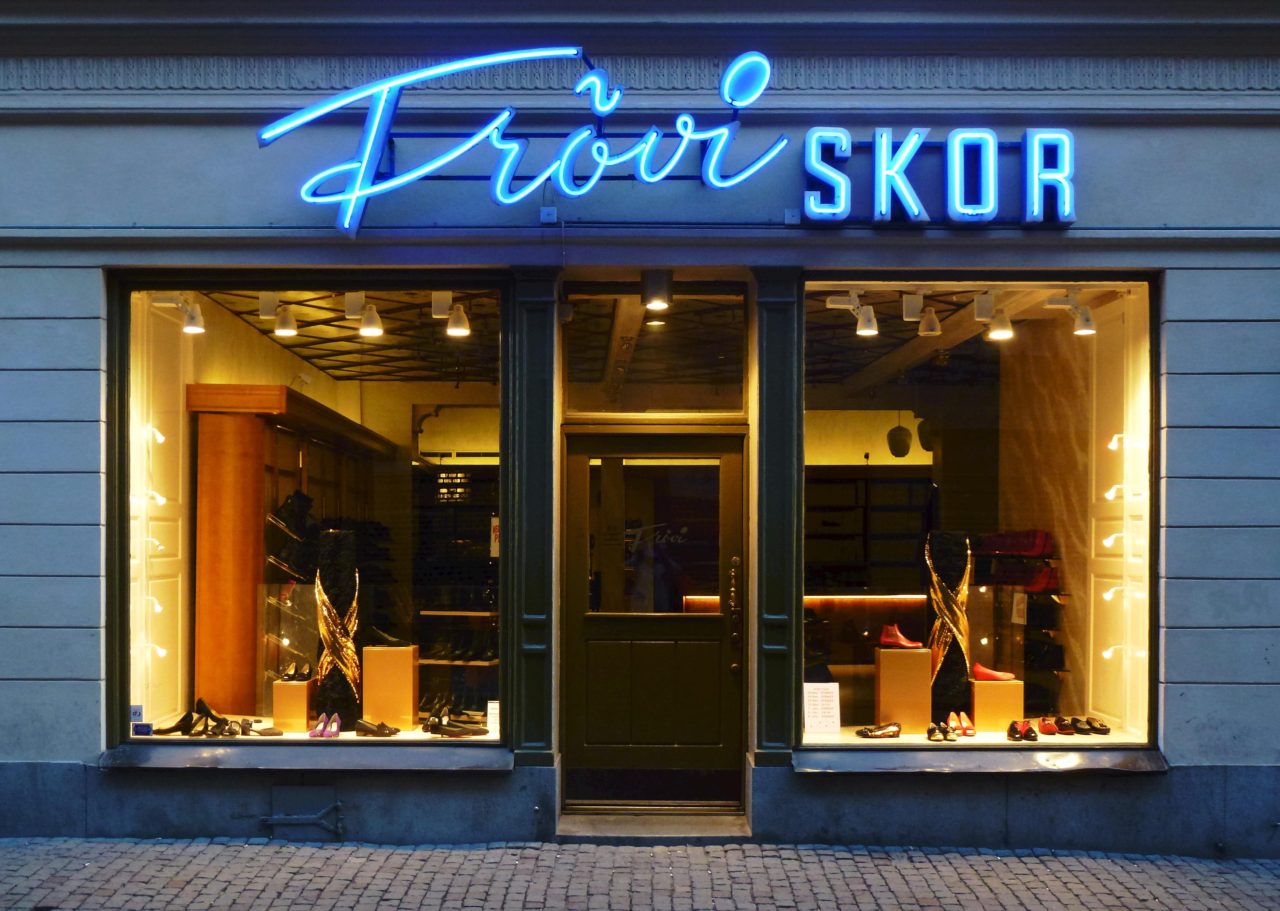 foträta skor stockholm