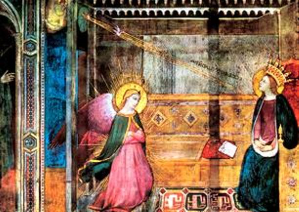 annunciation in northern renaissance art essay