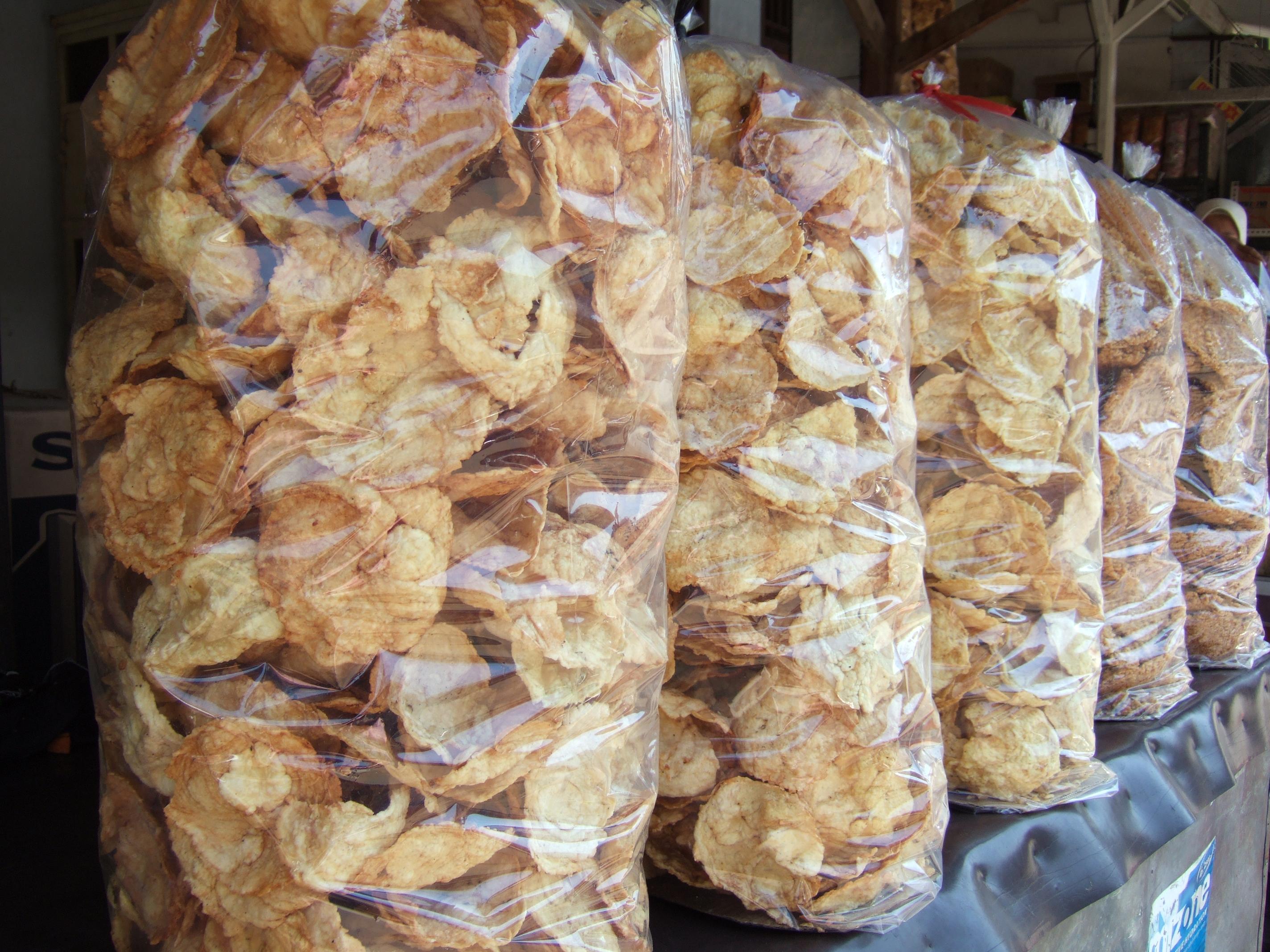 Emping Chips Kripik Melinjo
