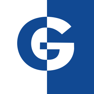 File:G letter blue white.png - Wikimedia Commons