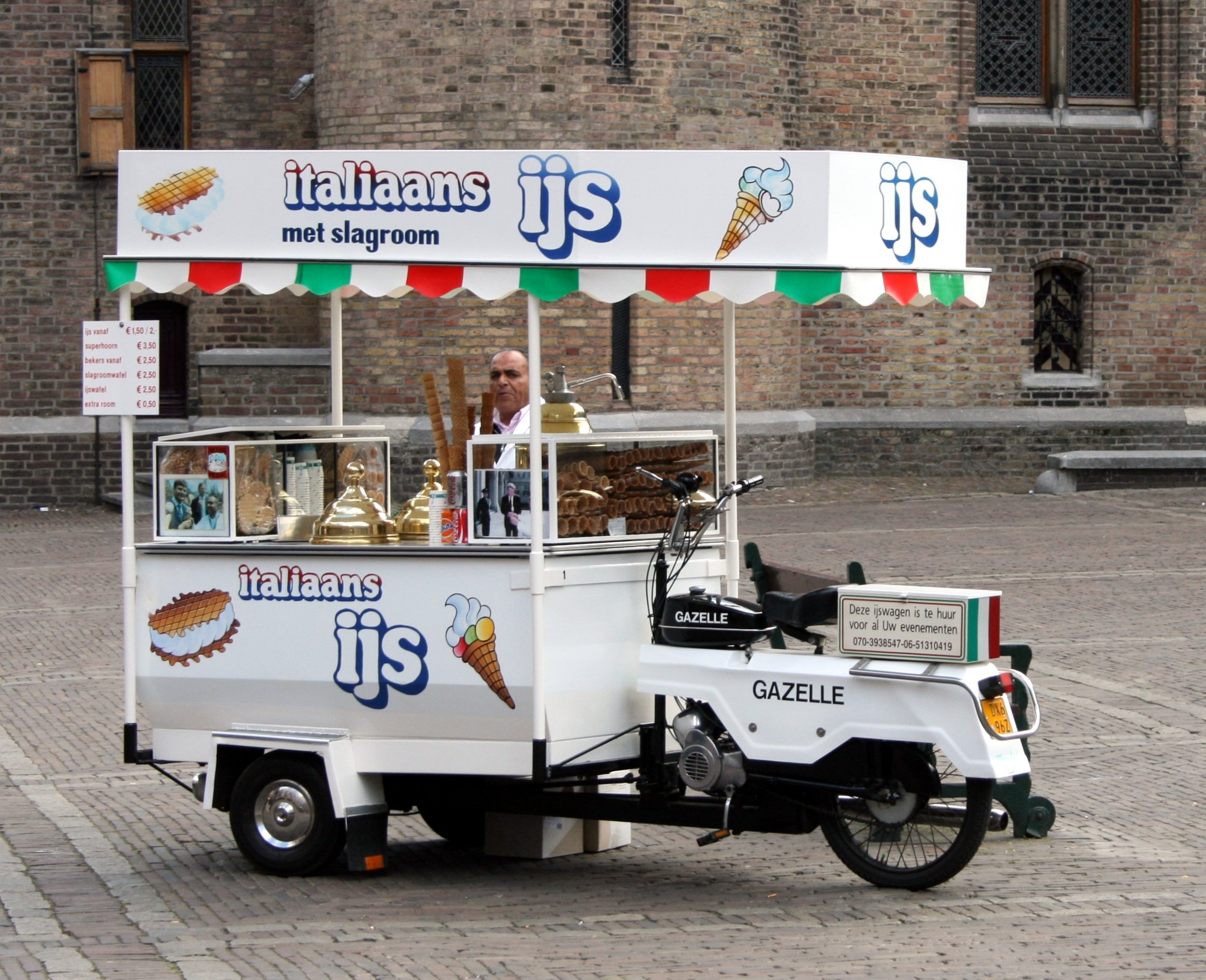 Food Truck Vente