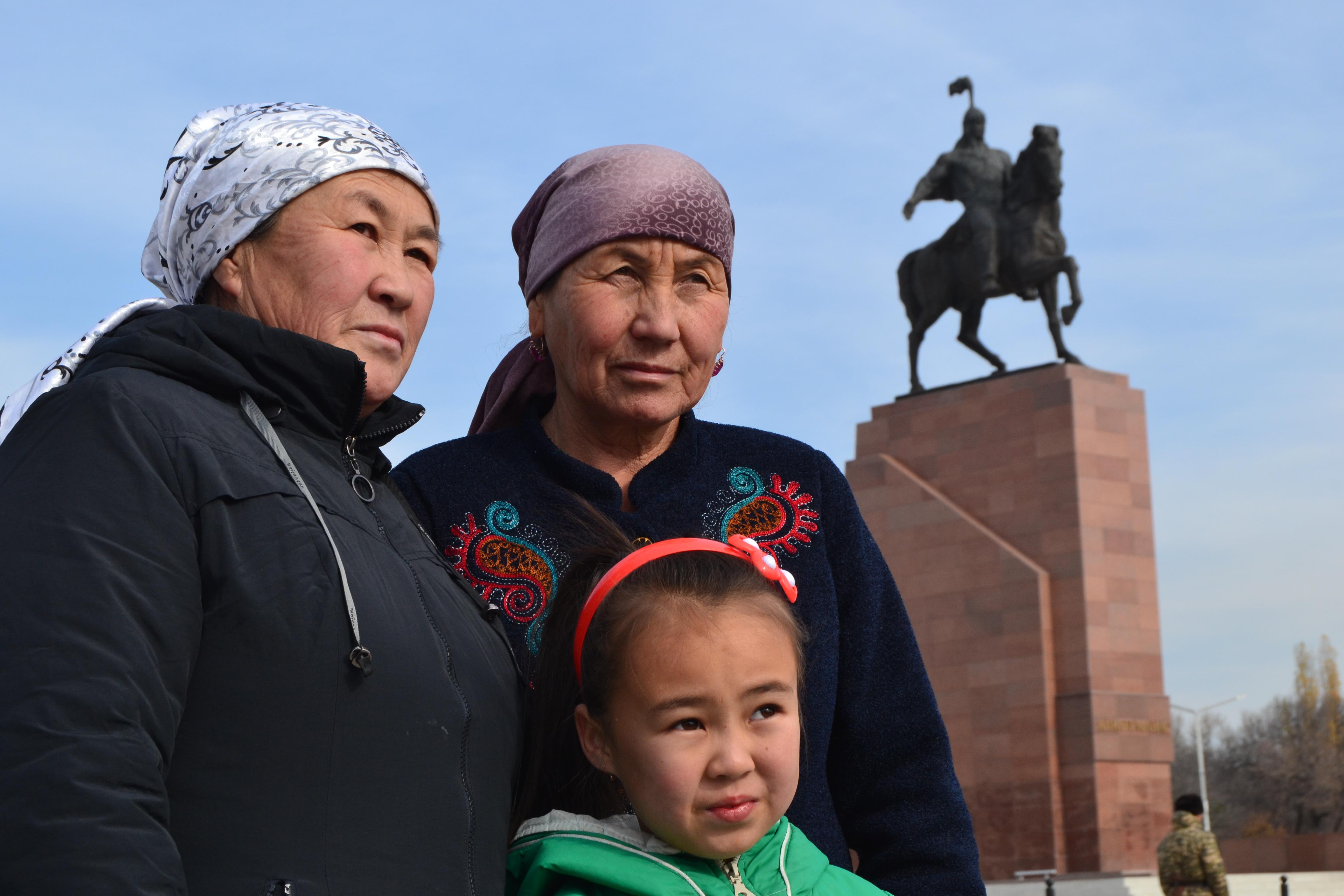 Il mio grosso grasso matrimonio kirghiso