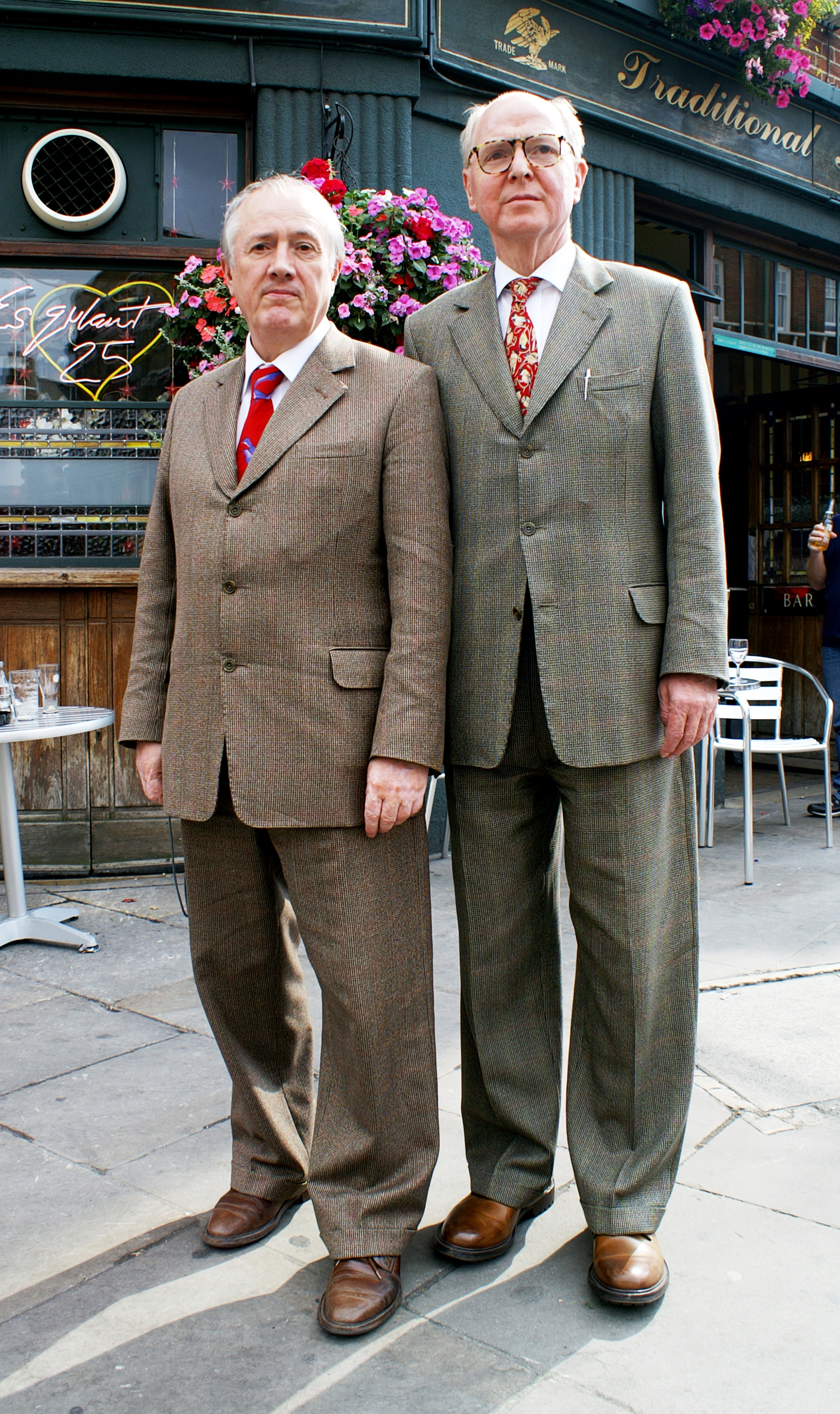 Gilbert /& George