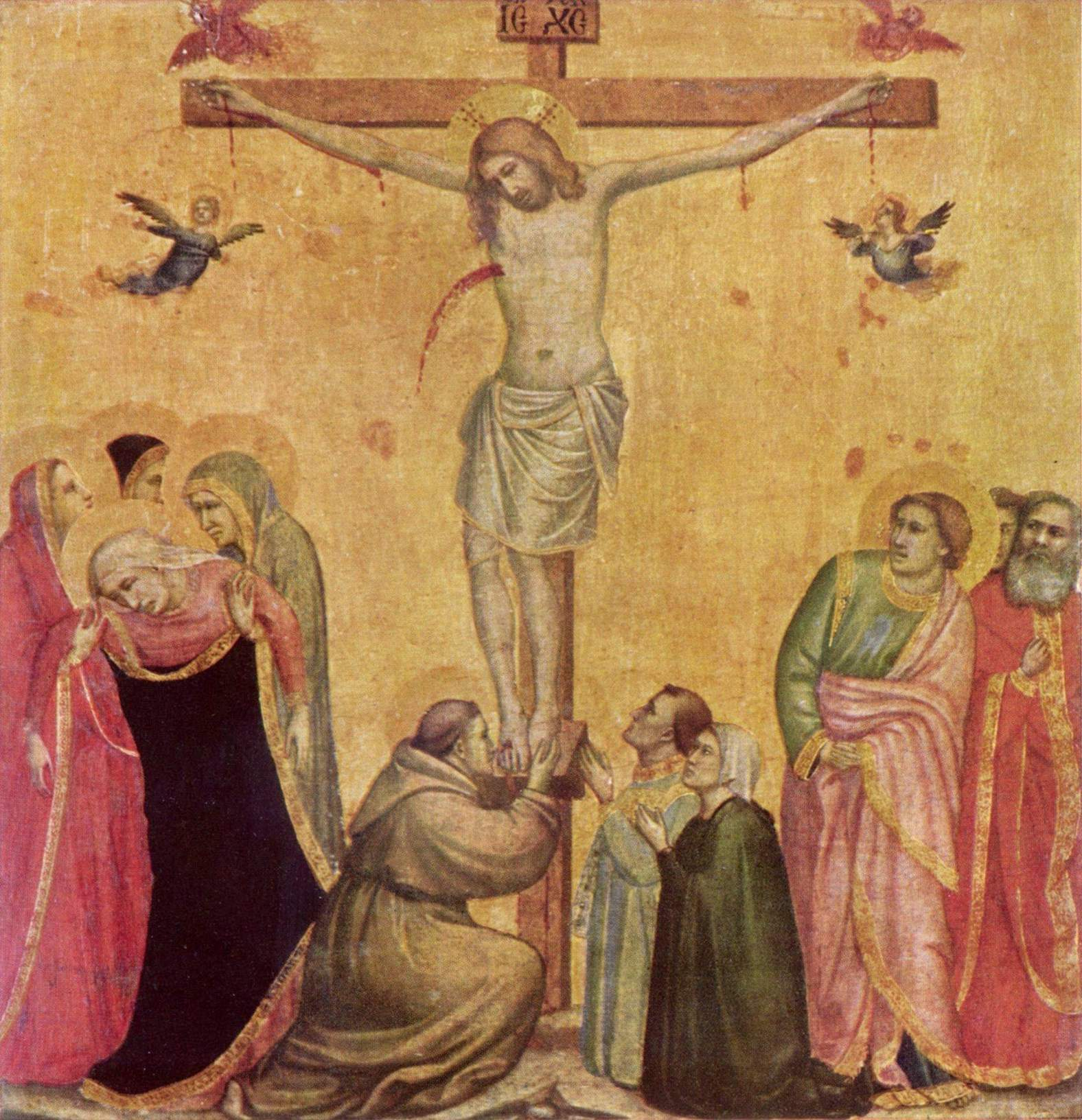 art of giotto di bondone Giotto di bondone, the father of modern painting and one of the greatest figures in the history of western art, was born in a small hamlet in the valley of the.