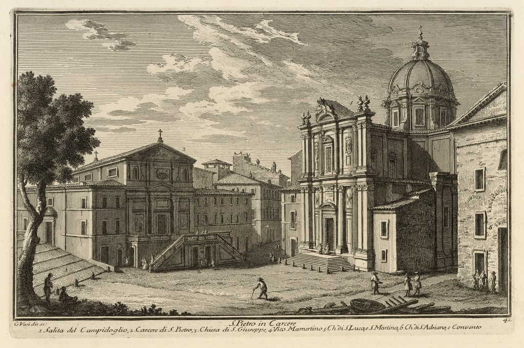 Giuseppe Vasi – San Pietro in Carcere.jpg