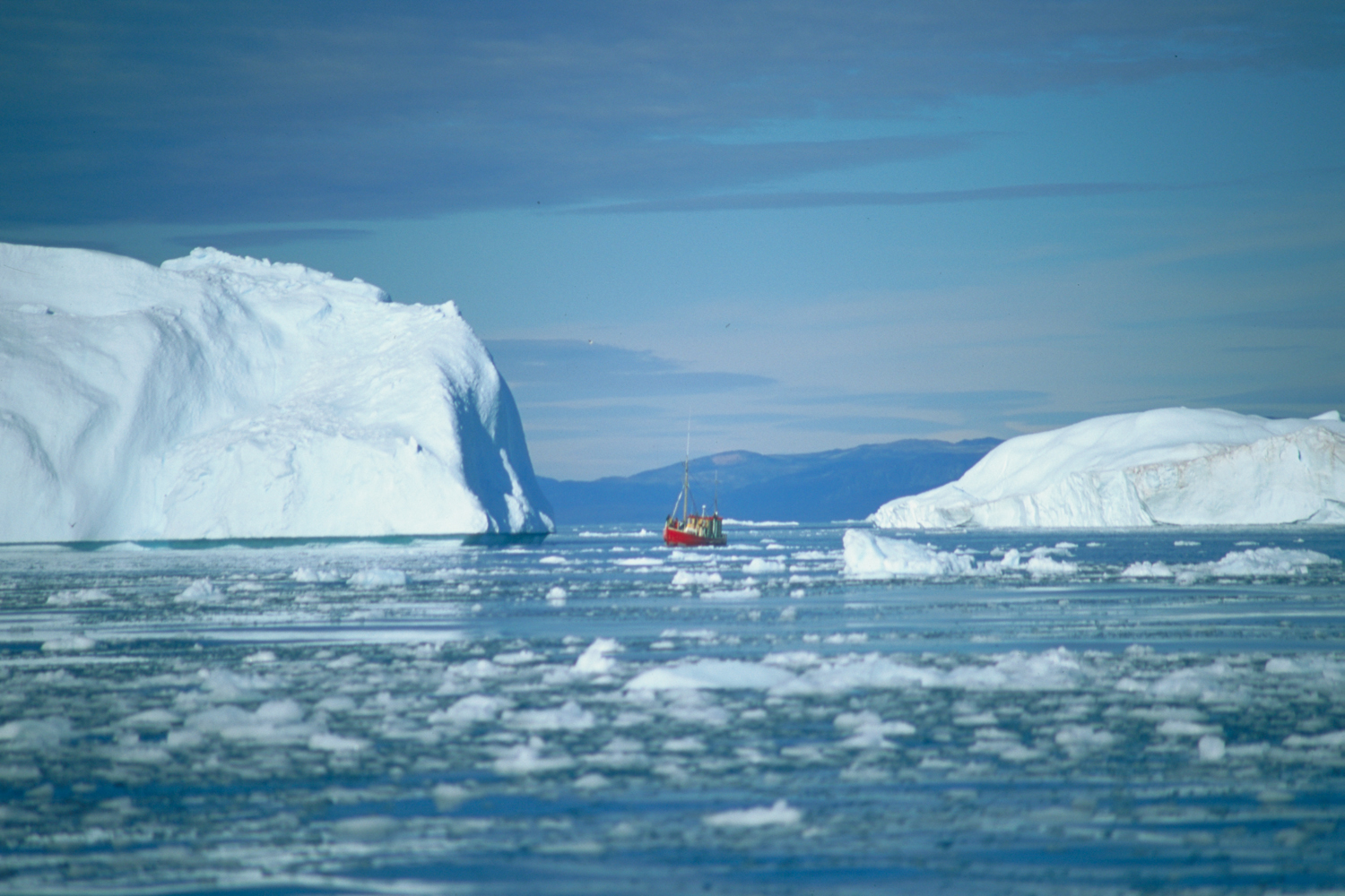 Greenland Bans All Future Oil Exploration, Says It's Serious About Climate Action