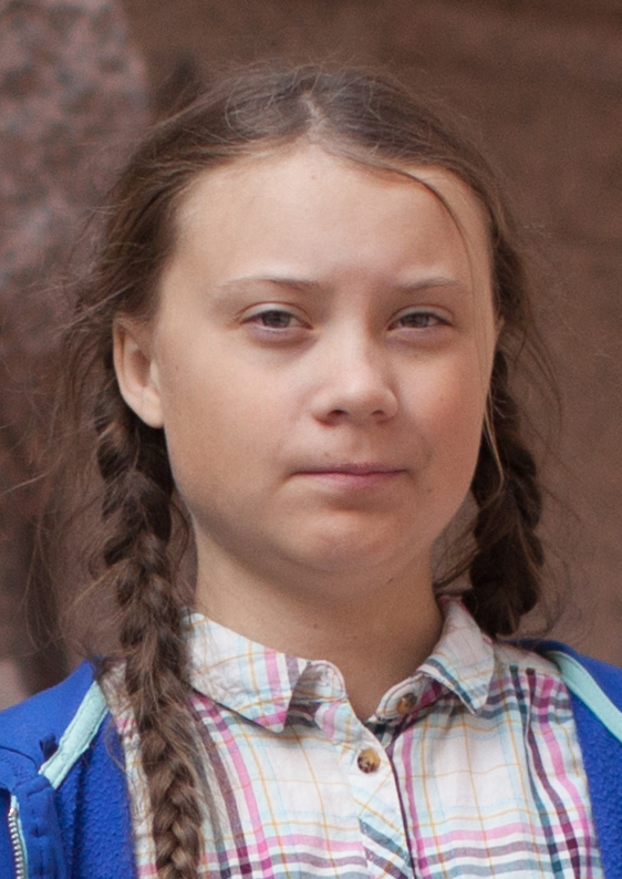File:Greta Thunberg, 27 August 2018 (cropped).jpg ...
