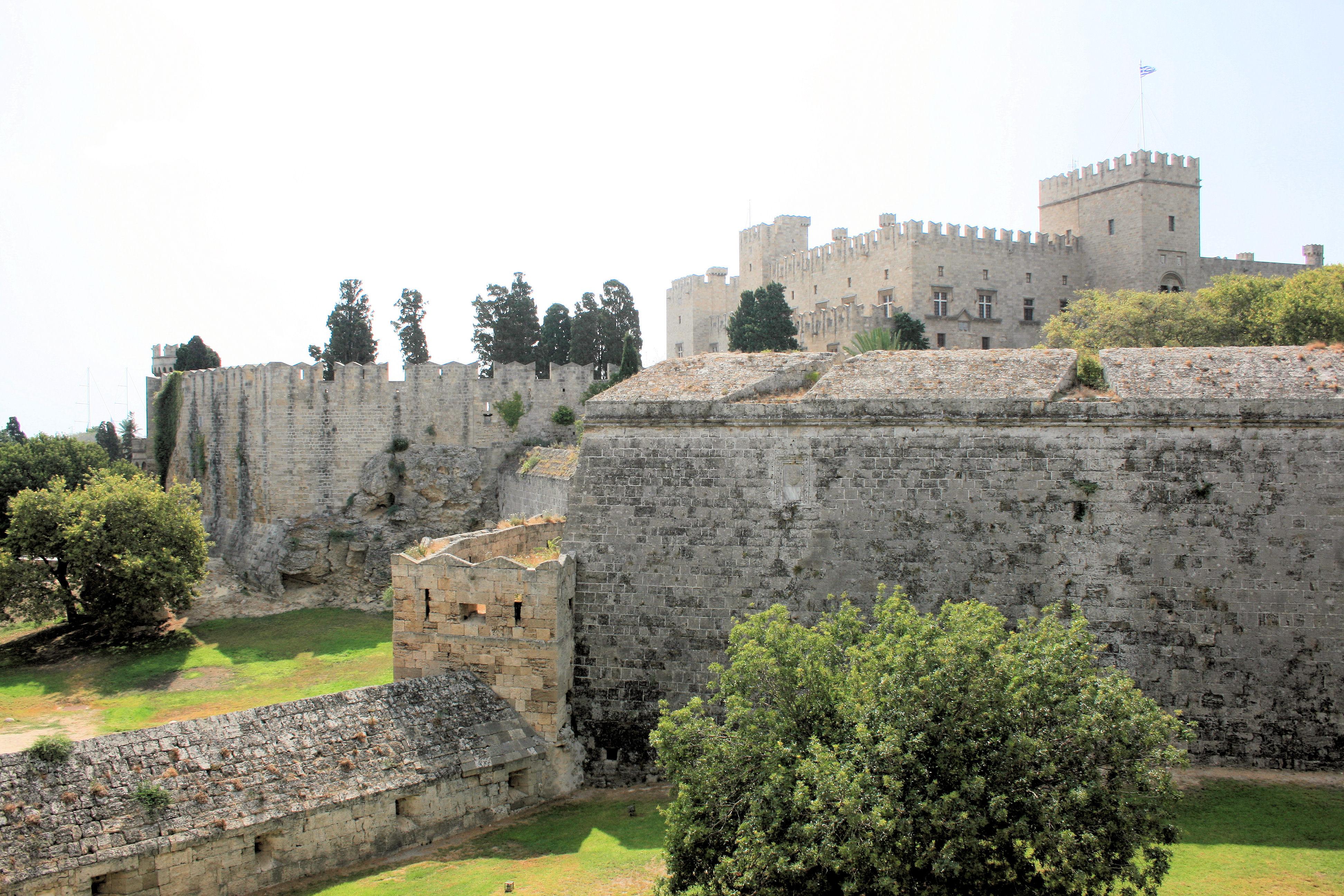 Μεσαιωνική πόλη της Ρόδου