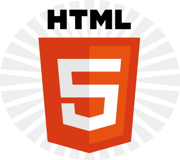 File:HTML5 oval logo.png
