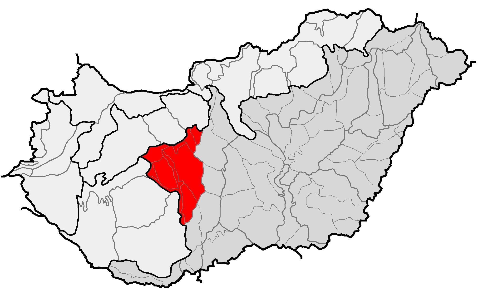 magyarország kistájai térkép Fájl:HU mesoregion 1.4. Mezőföld.png – Wikipédia magyarország kistájai térkép