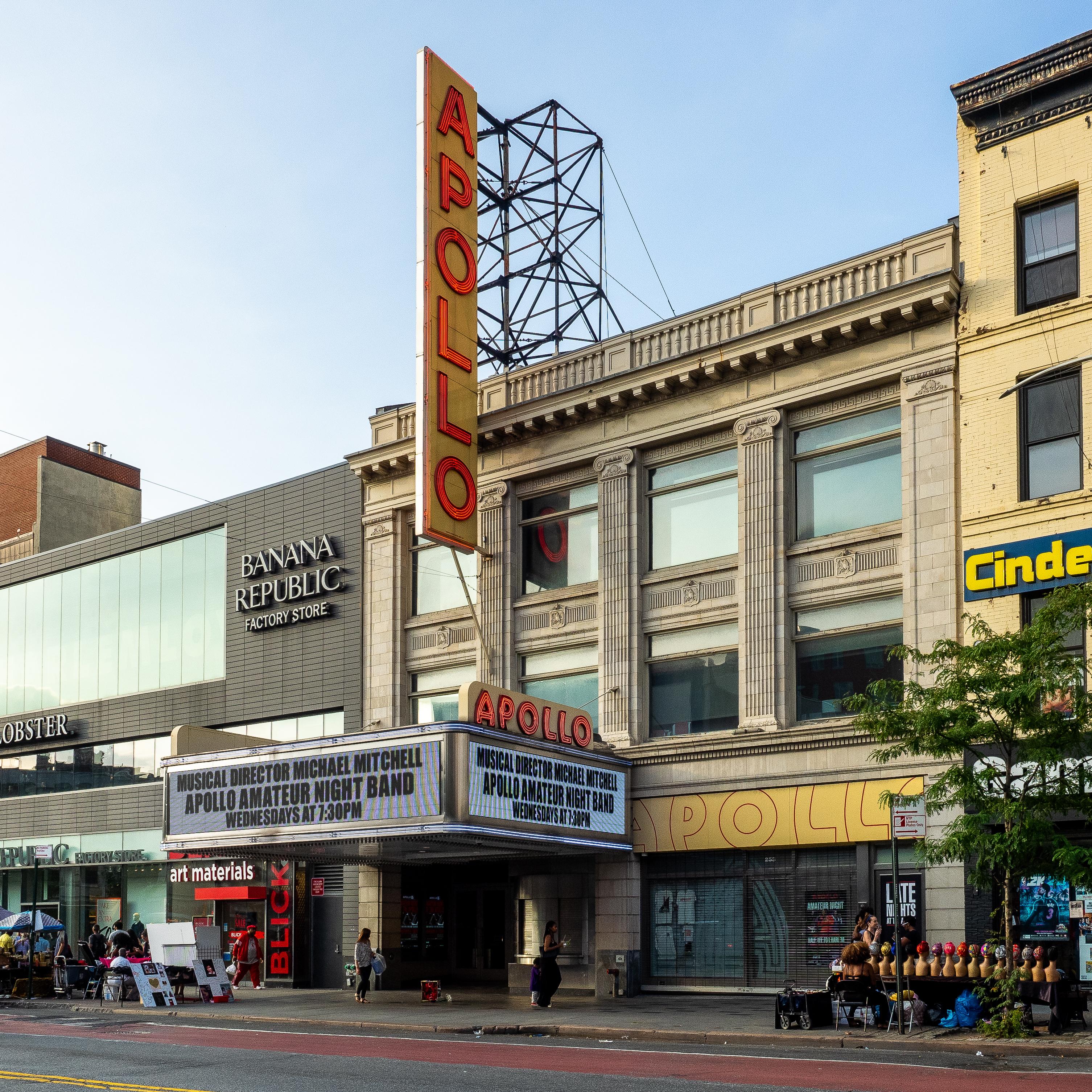 Apollo Theater Wikipedia
