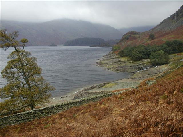 Haweswater West Bank - geograph.org.uk - 73130