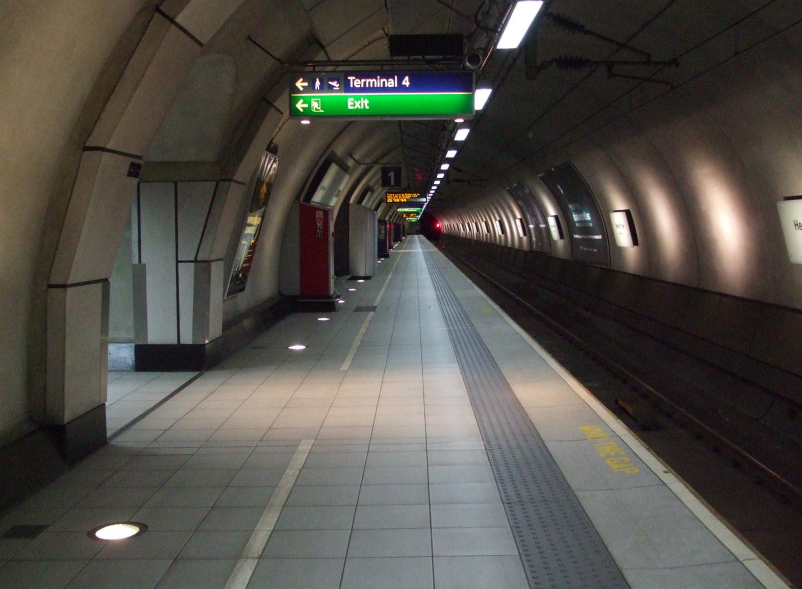 London Heathrow Terminal  Car Park Postcode