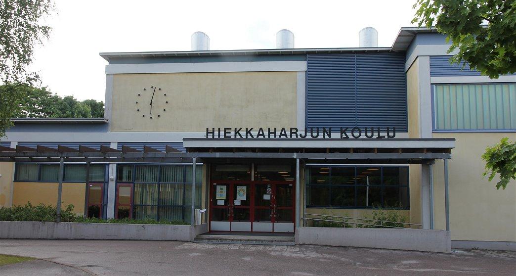 Hiekkaharjun Koulu