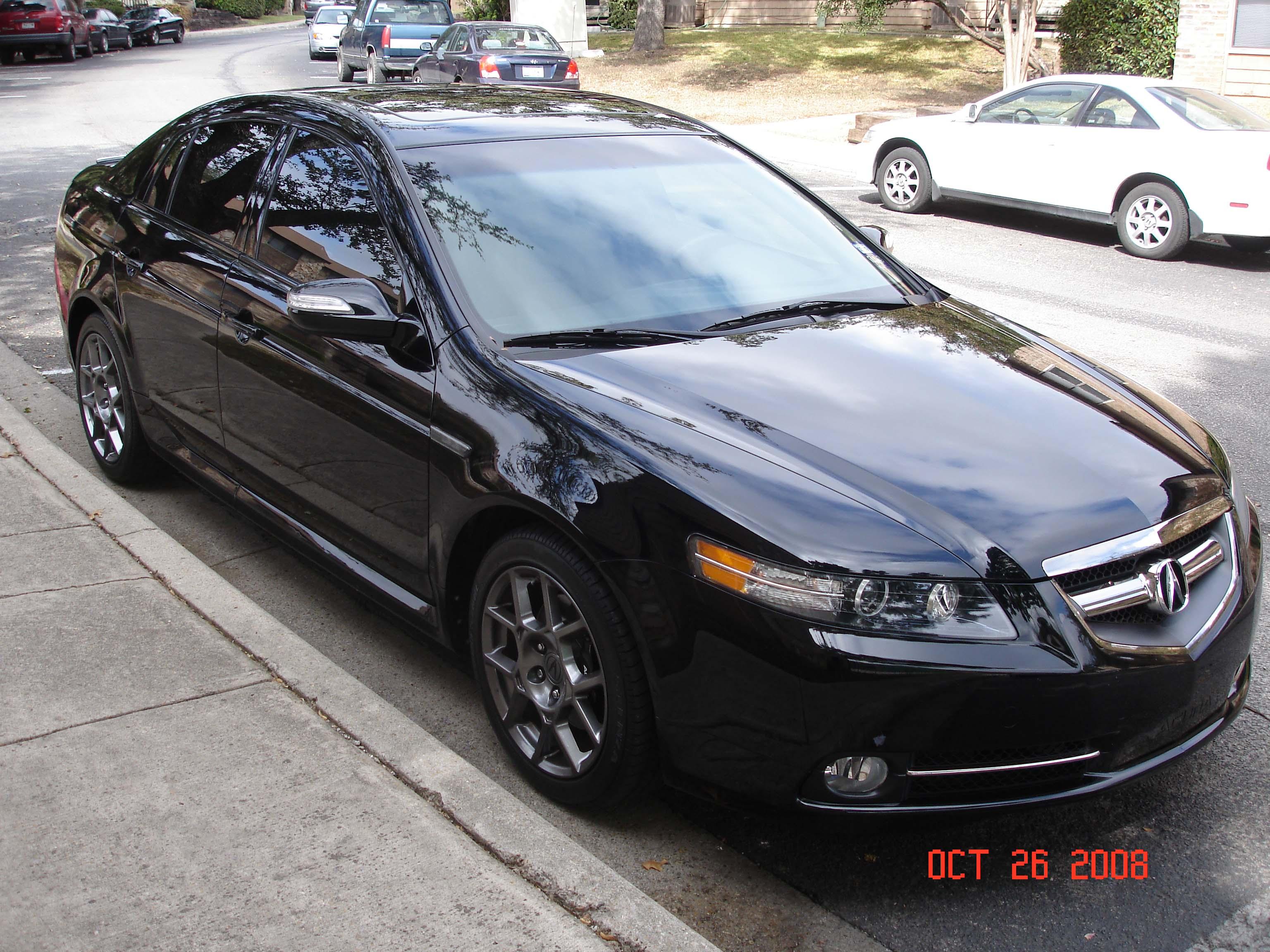 2009 Acura TL Type S photo - 9