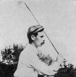 Horace Rawlins professional golfer
