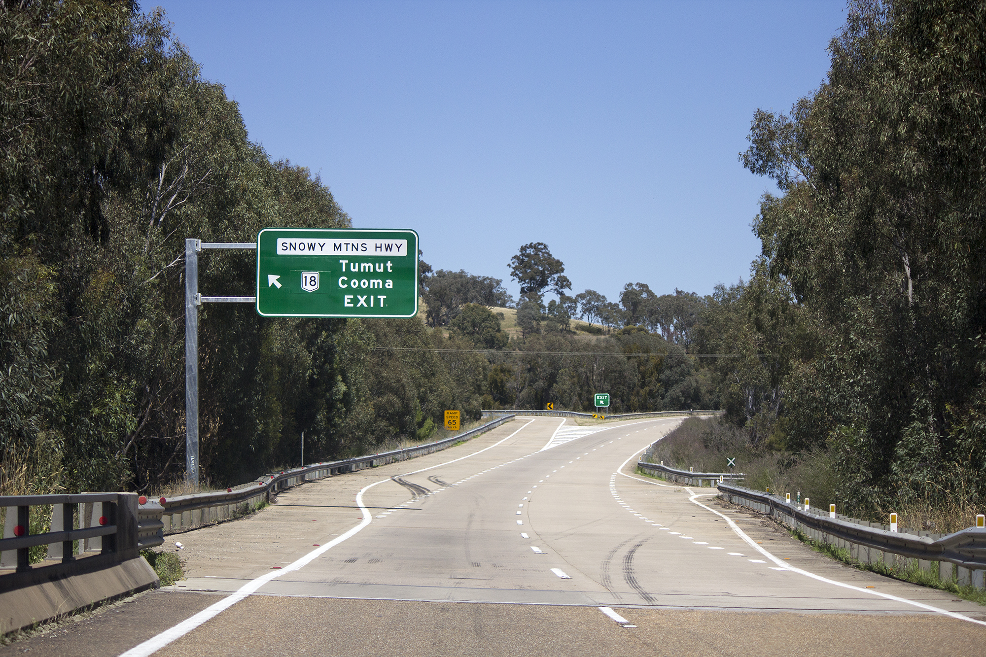 Snowy Mountains Highway - Wikiwand