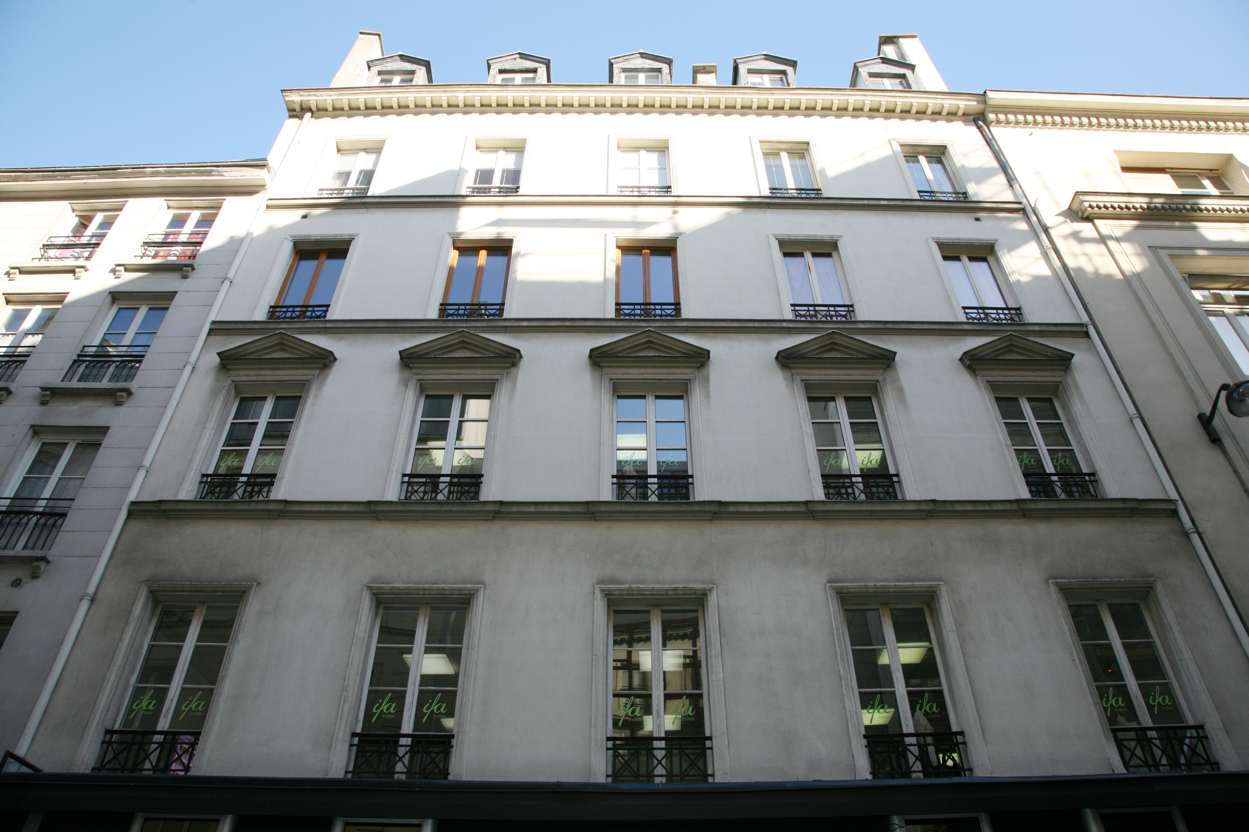File ifa paris fashion school in france jpg wikimedia for Fashion academy