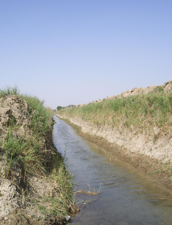Agricultural Irrigation Canal : File irrigation canal fira shia iraq g wikimedia