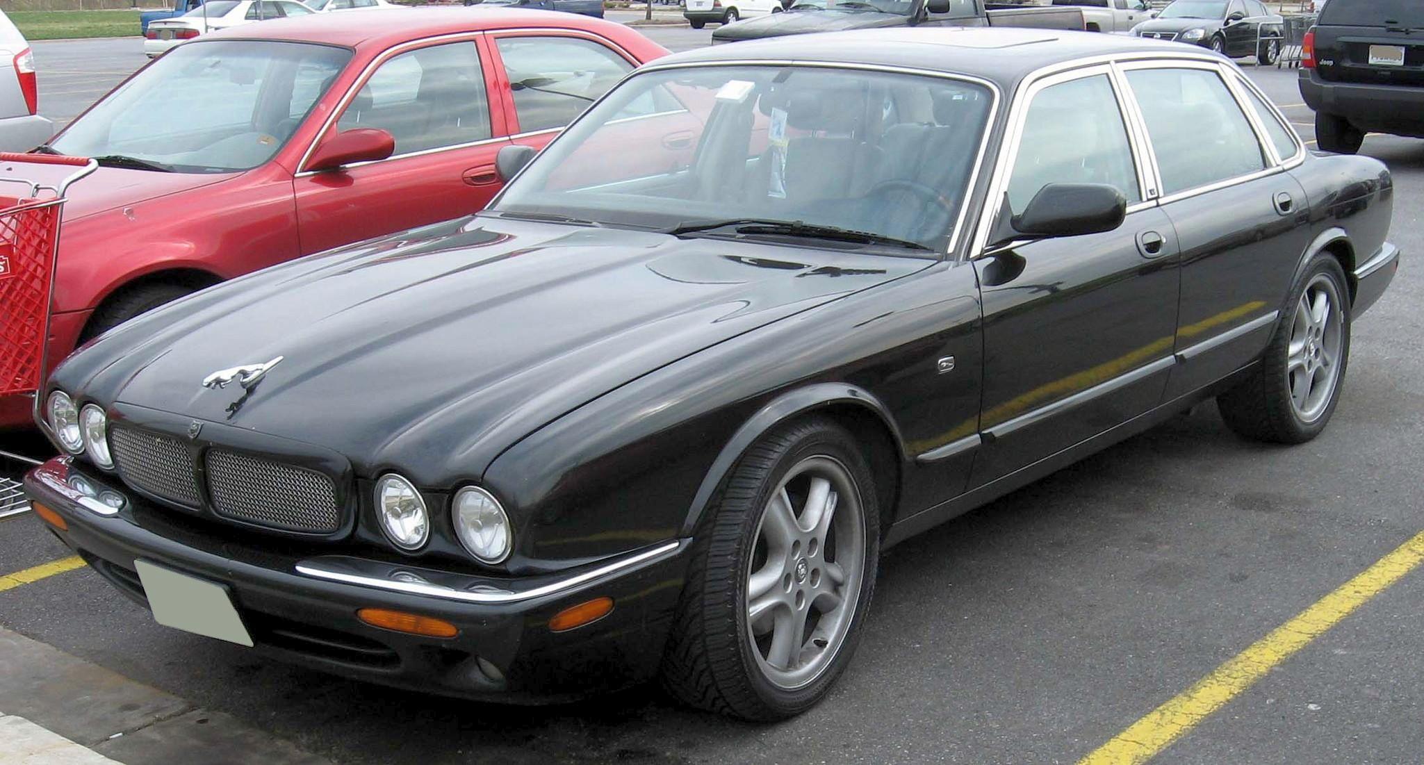 File Jaguar Xjr X308 Jpg Wikimedia Commons