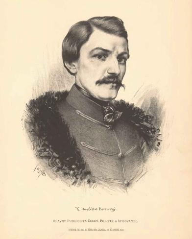 Jan Vilímek - Karel Havlíček Borovský