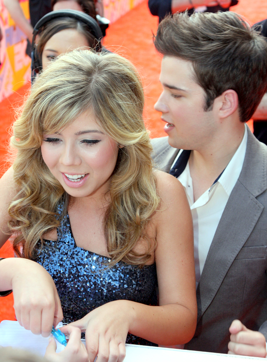 Jennette McCurdy Nathan Kress