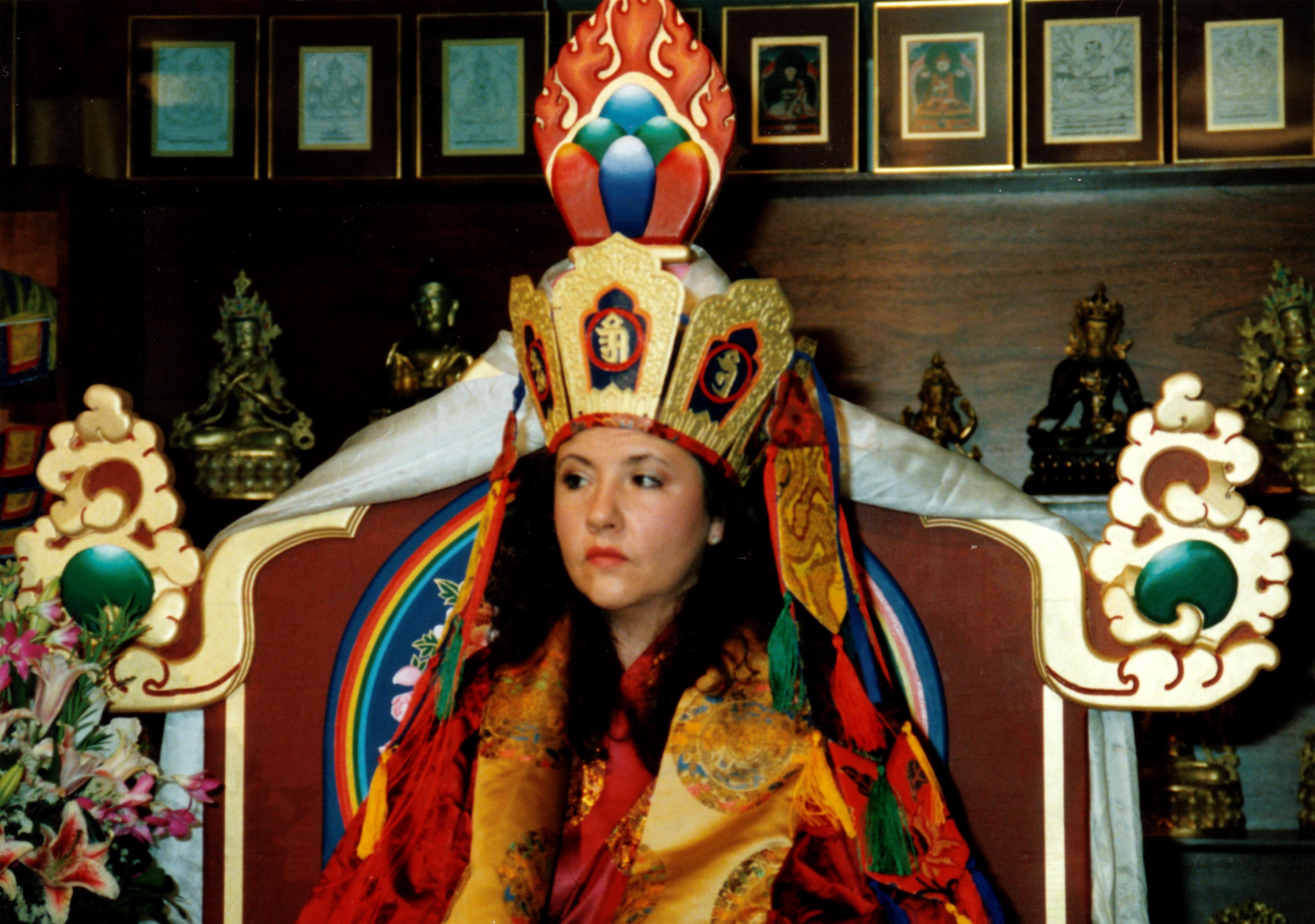 Jetsunma Ahkon Lhamo