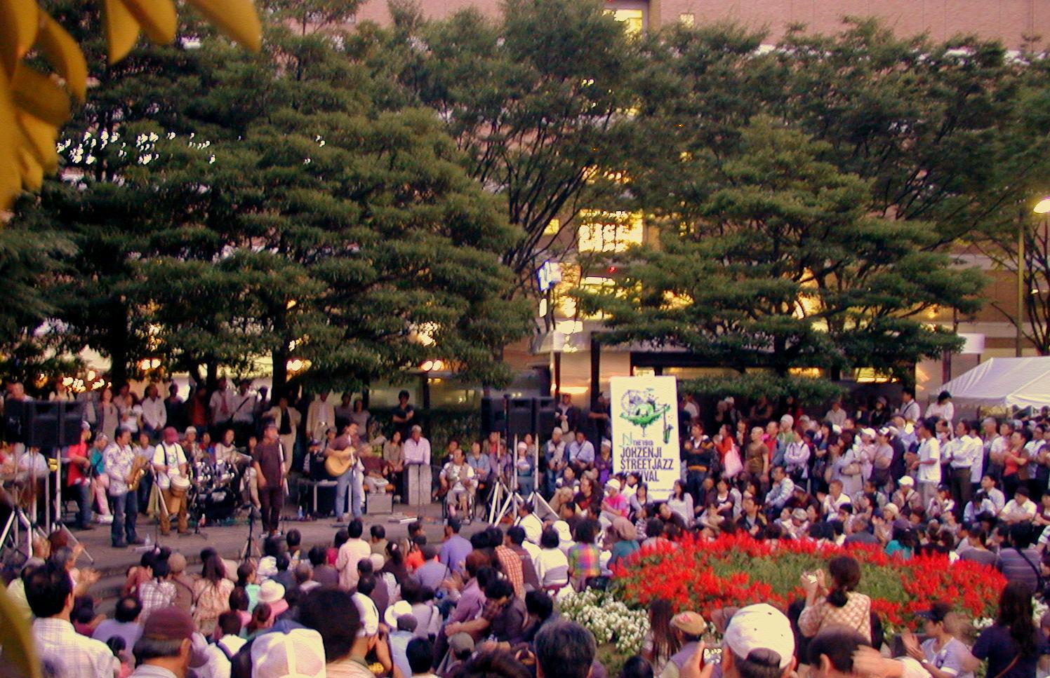 Jozenji streetjazz festival in sendai 3