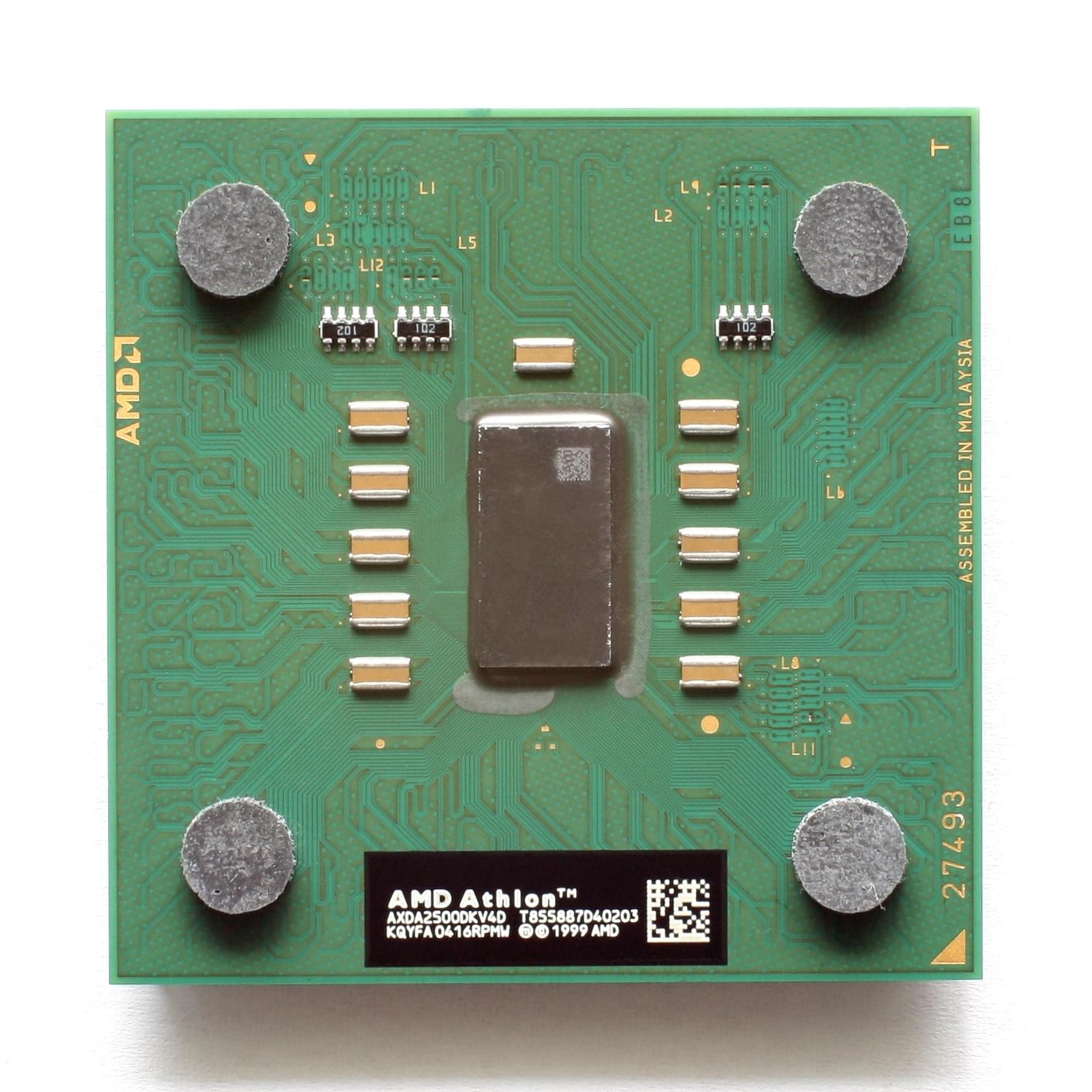 AMD Athlon(tm) 64 Processor - driver software FOUND