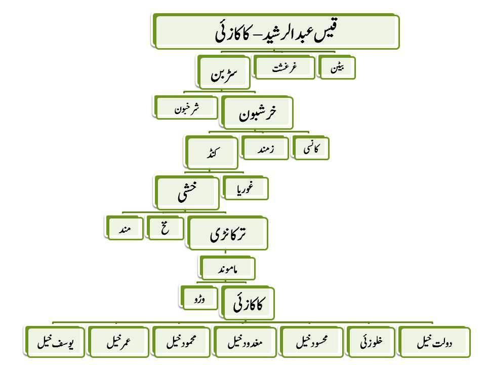 Description Kakazai Pashtun Family Tree in Urdu.jpg