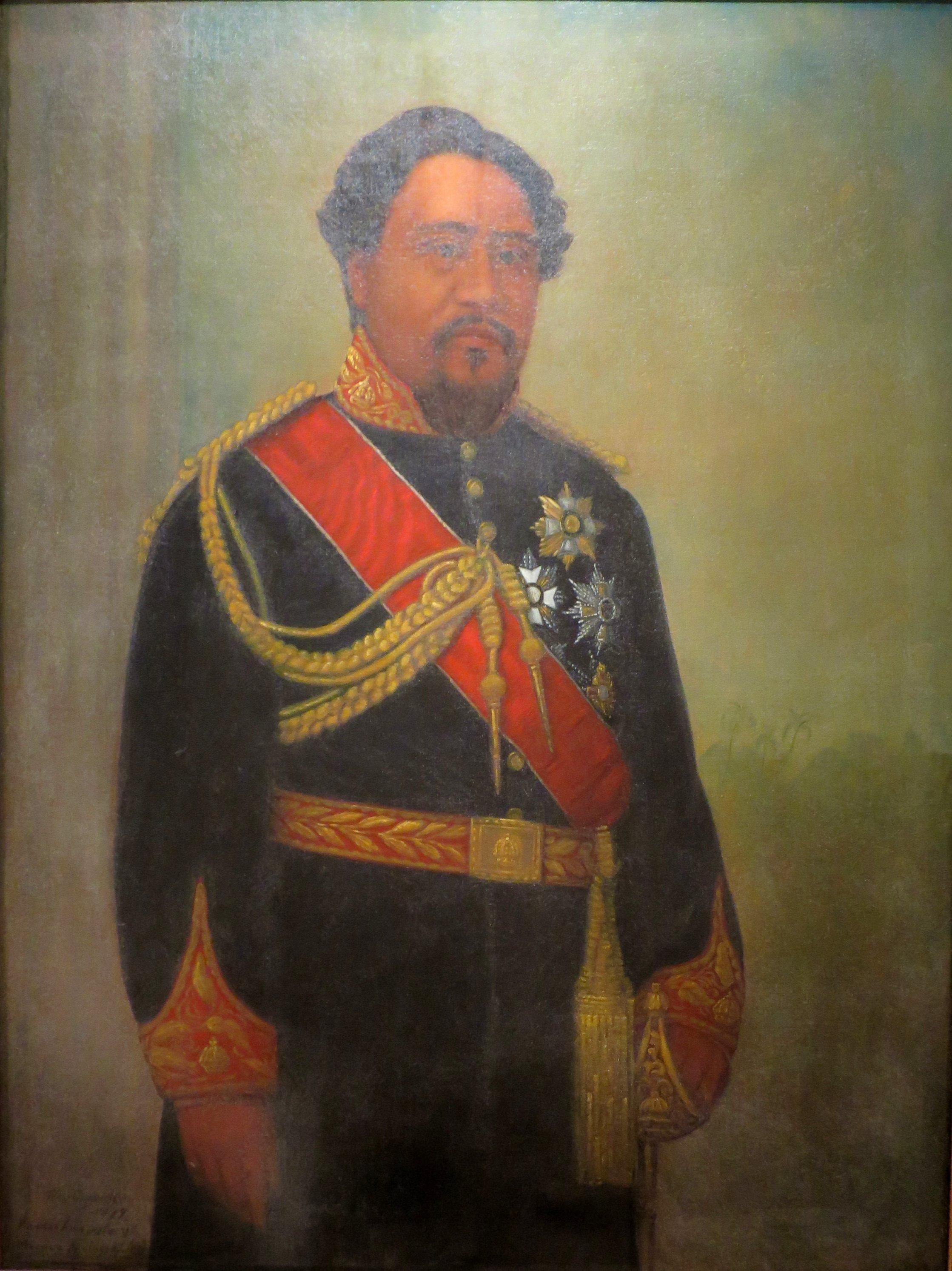 Casa Real de Hawaii Kamehamehav
