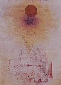 1927 painting by Paul Klee