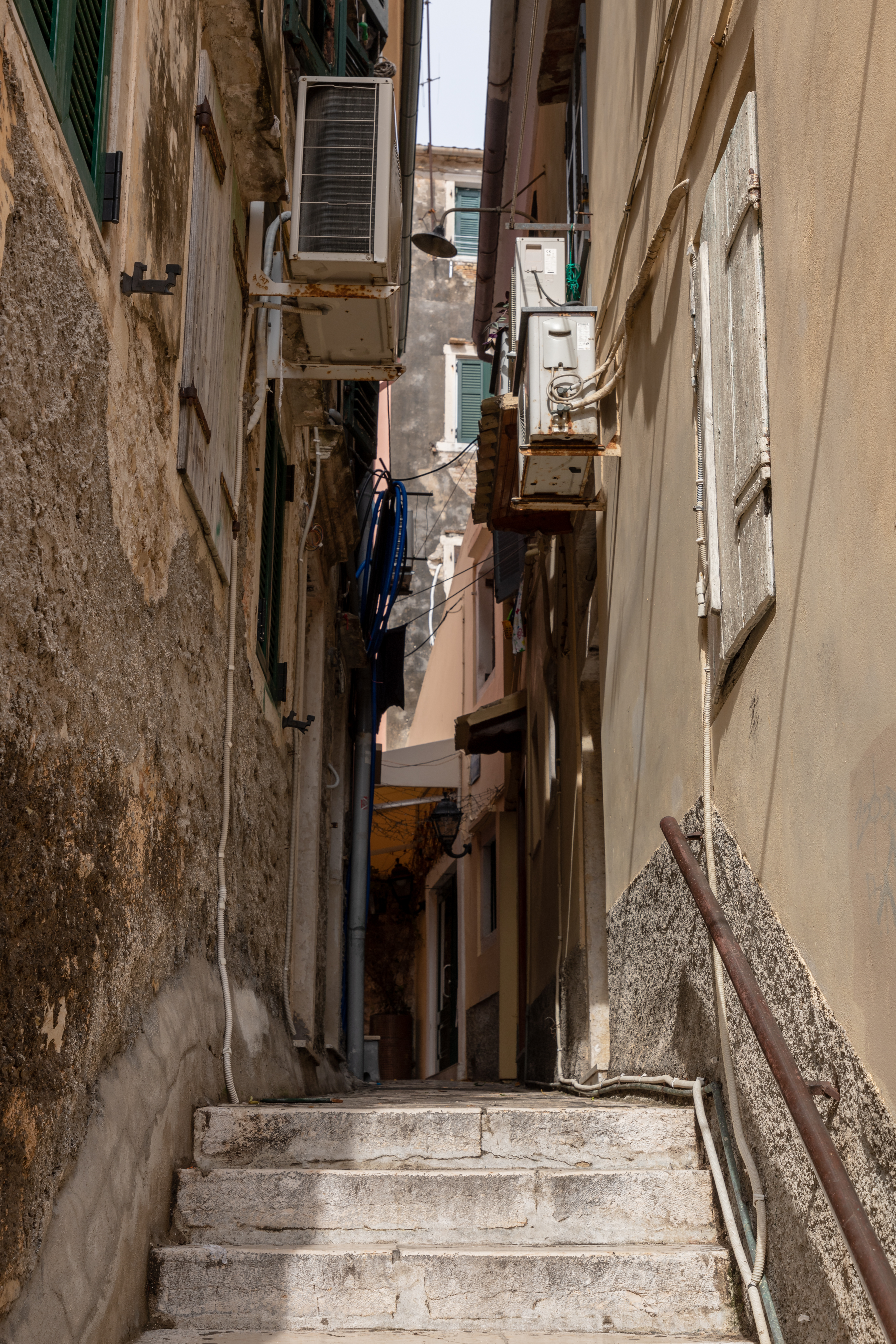 Old town, Corfu, Greece (2018) German Altstadt, Korfu, Griechenland (2018) object has role: photographer World Heritage Site ID: 978 refine date: 14:51