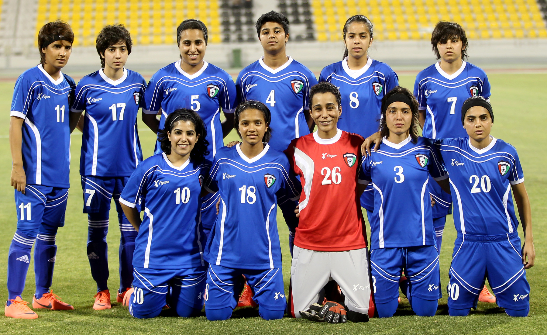 Image result for Malaysia Women vs Kuwait Women