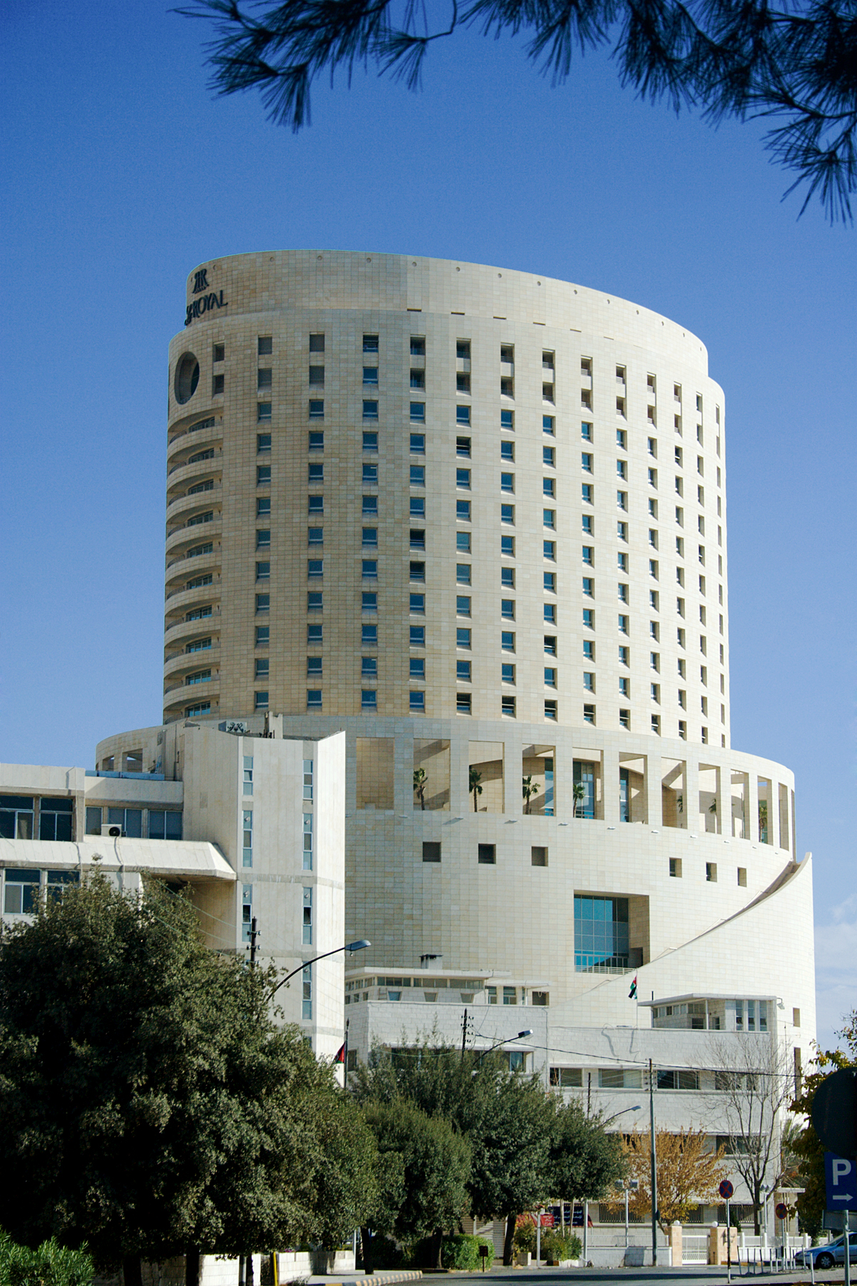Le Royal Hotel Amman Wikipedia