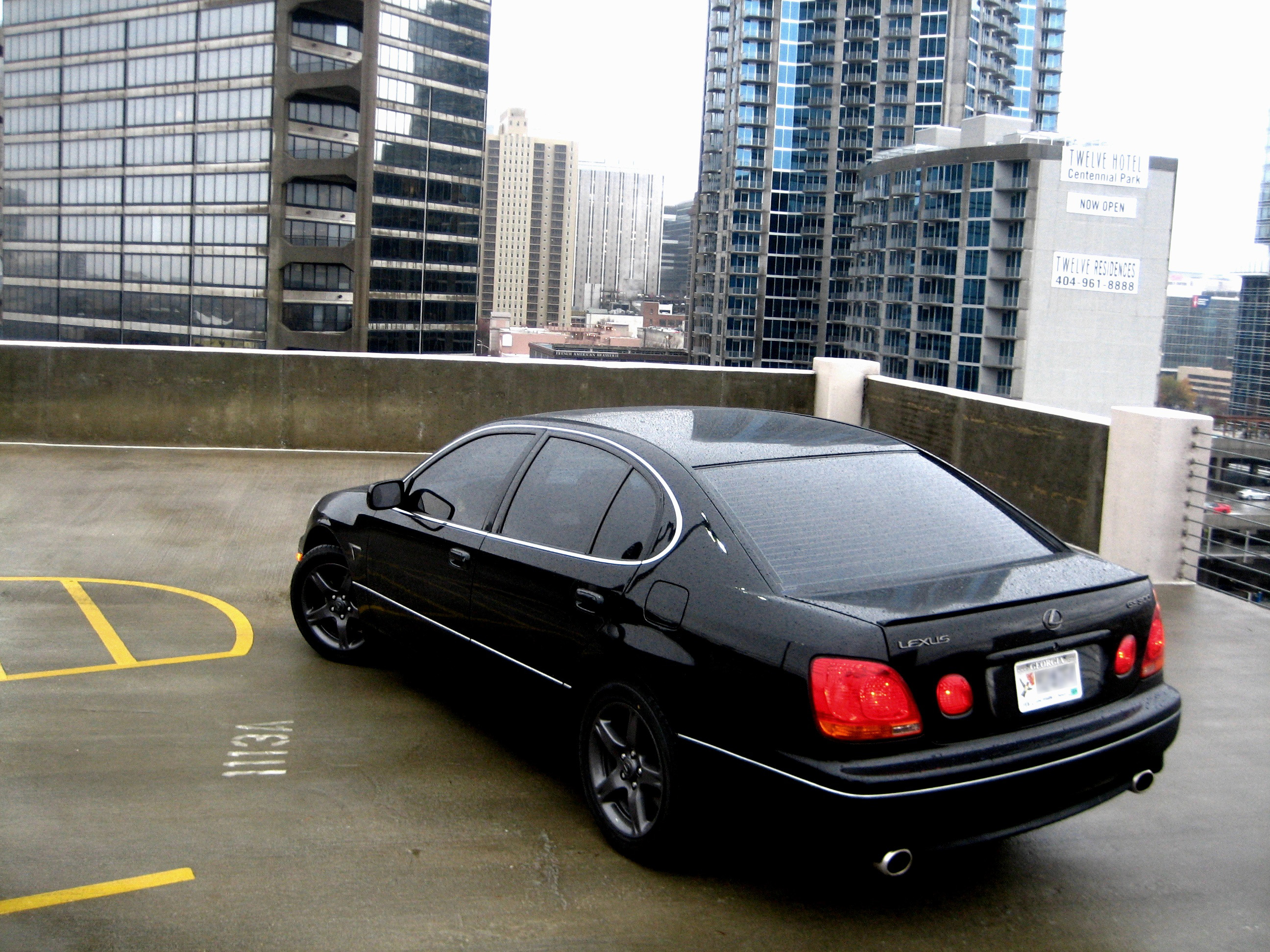 File lexus gs 300 sportdesign wikimedia commons for Gs decorating