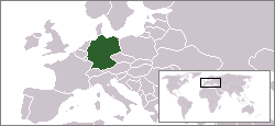 Location of Alemanya