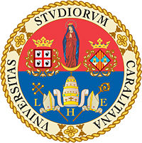 Logo of University of Cagliari