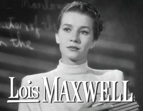 Lois Maxwell in That Hagen Girl trailer