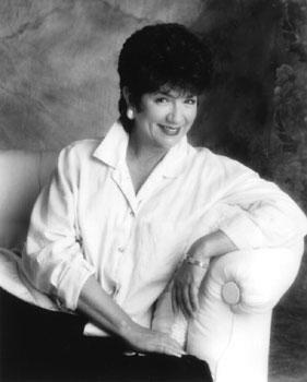Portrait of Lurlene McDaniel