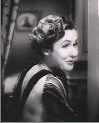 Mae Clarke in Lady Killer trailer.JPG